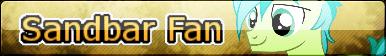 Fan Button -Sandbar- by ShootingStarYT