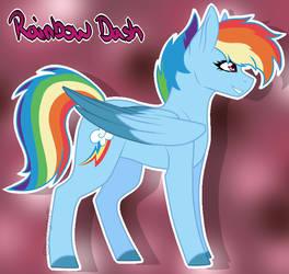 Shootingverse - Rainbow Dash ''Headcanon'' by ShootingStarYT