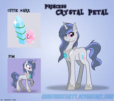 NextGen: Crystal Petal by ShootingStarYT