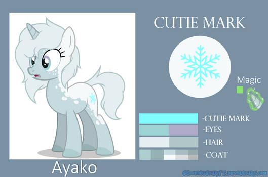 Ayako [Reference]