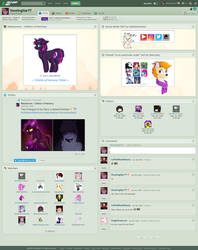A last look on my Old DeviantArt Page