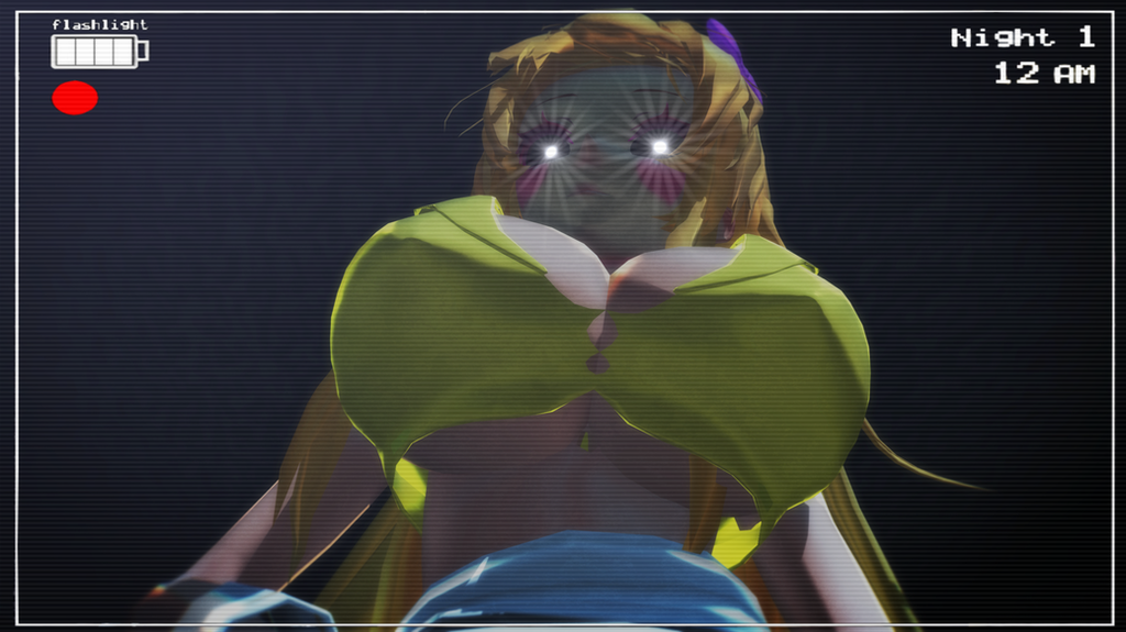 [MMD TEST]Toy Chica Want To Play [FNAF2] By Likeman4 On