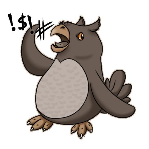 Fallo, Foul-mouthed Owl