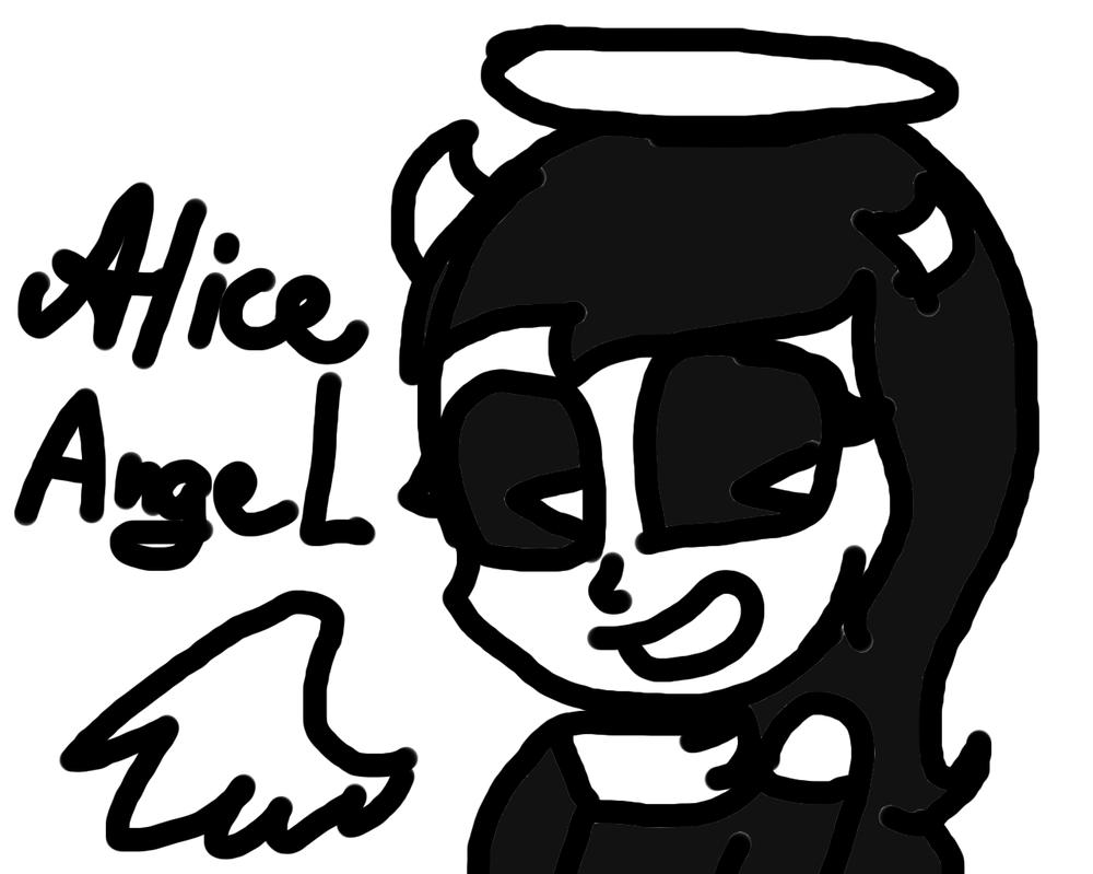 Alice Angel by astya45