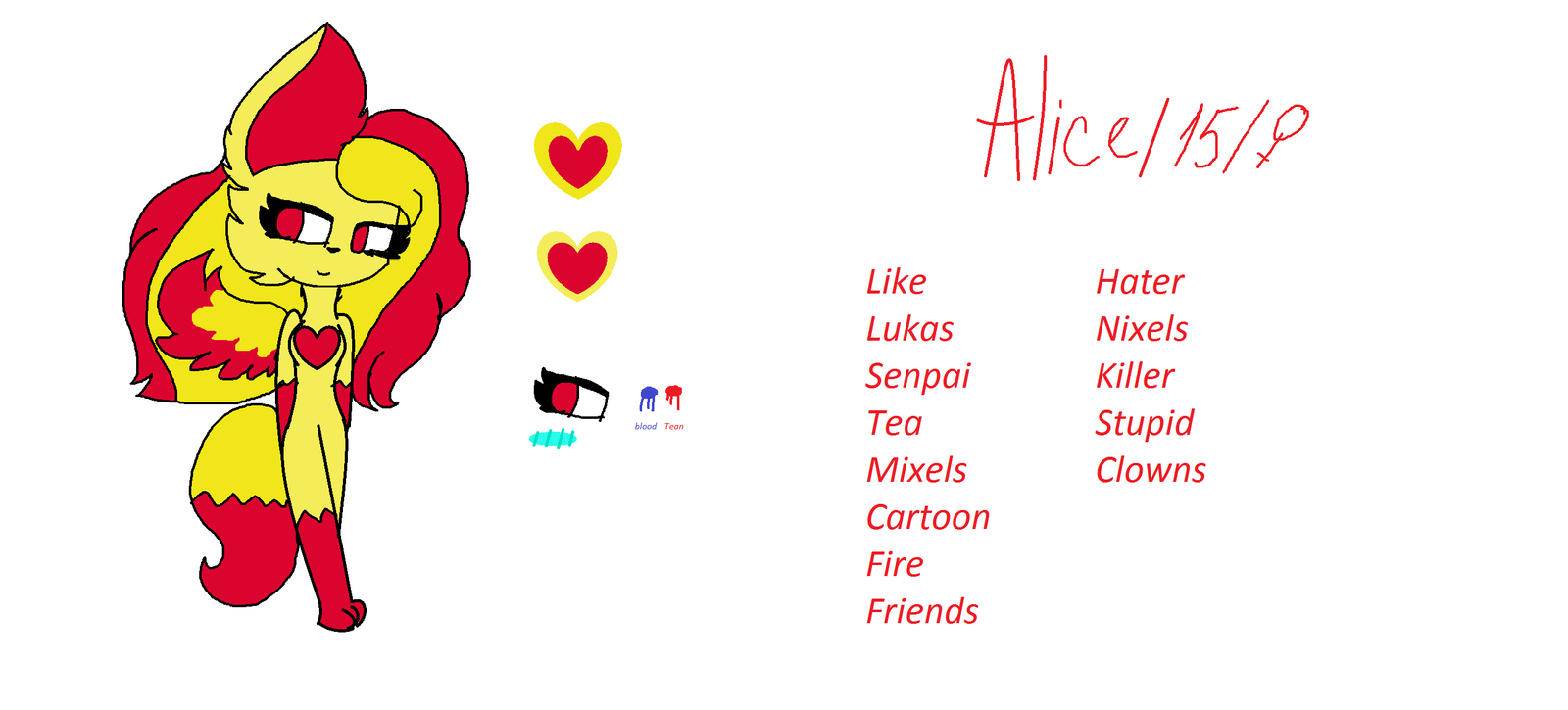 Alice Fire by astya45