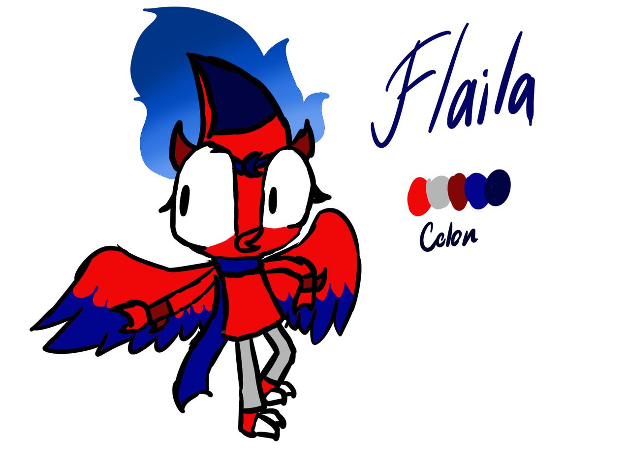 New Flaila by astya45