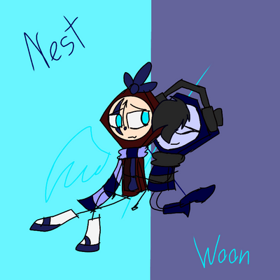 Nest X Woon by astya45