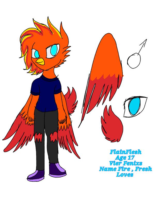 Flain Flesh by astya45