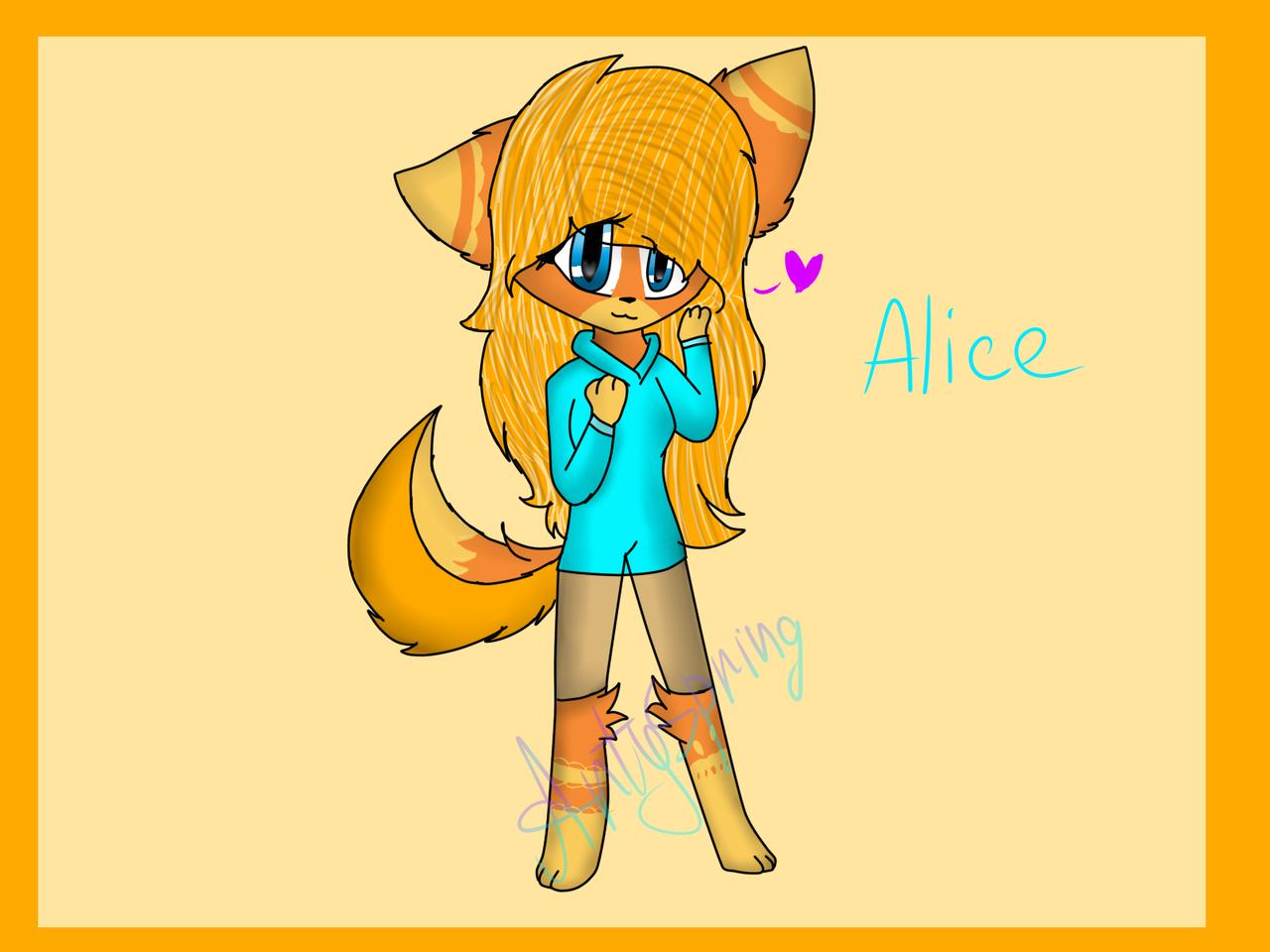 Alice by astya45