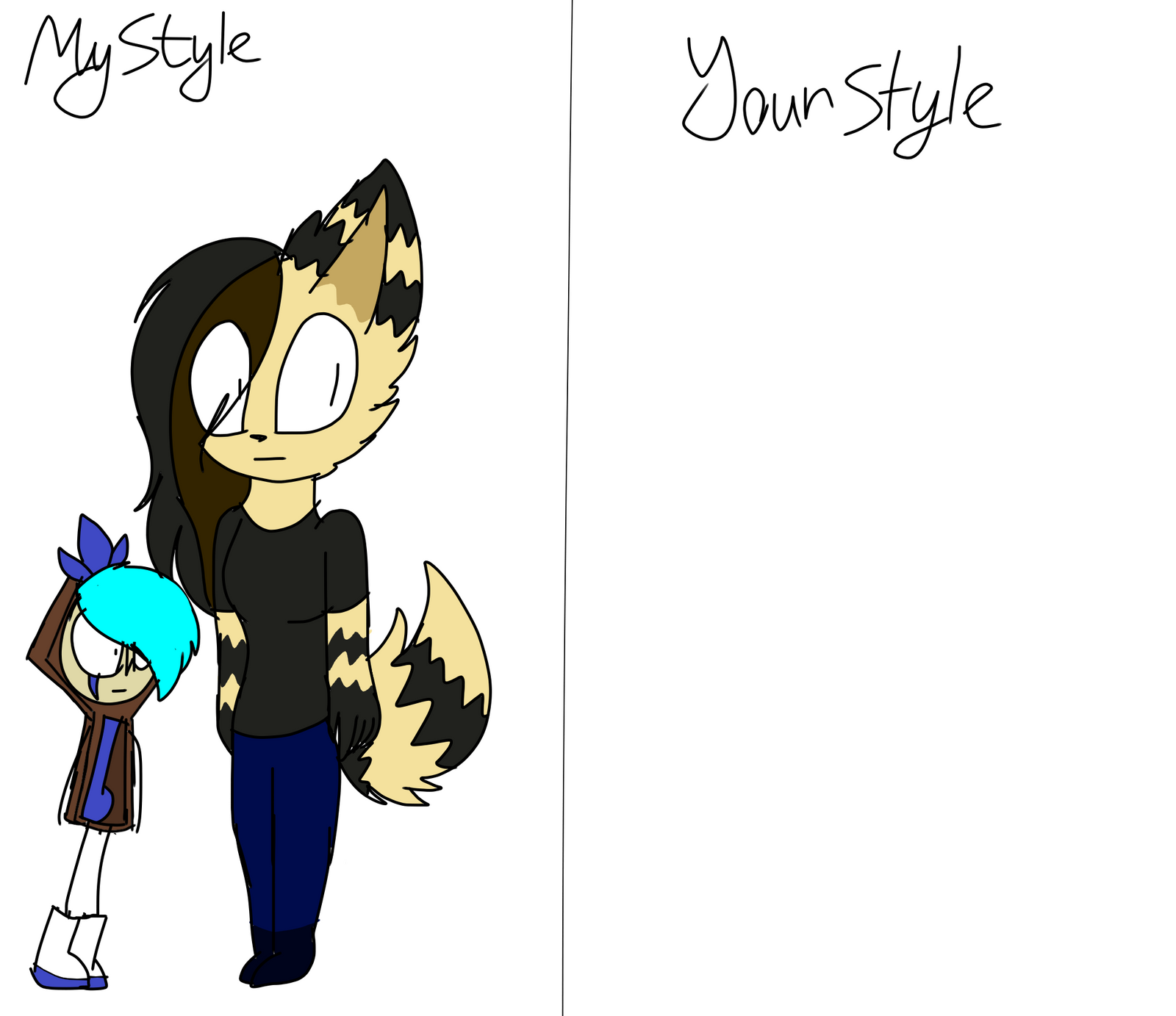 Your Style and My Style by astya45