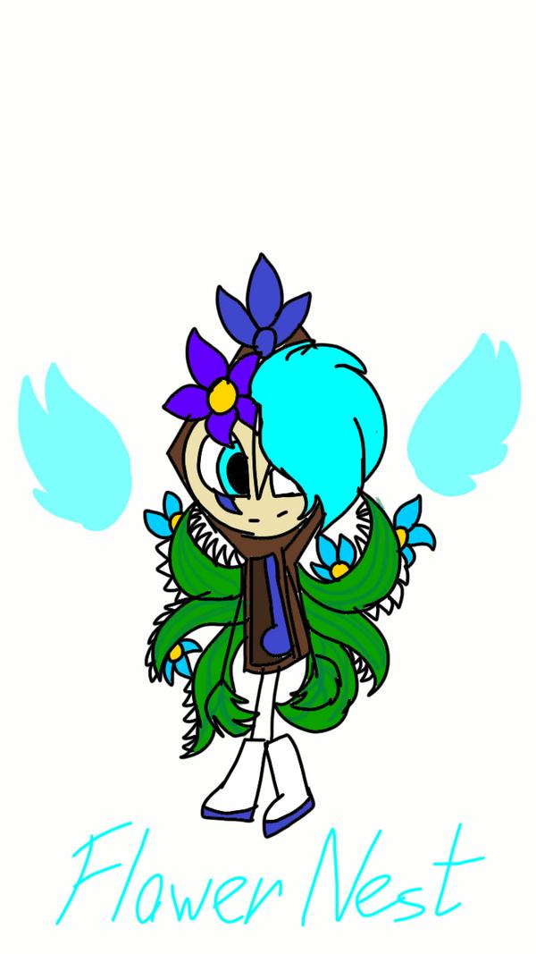 Flower Nest by astya45