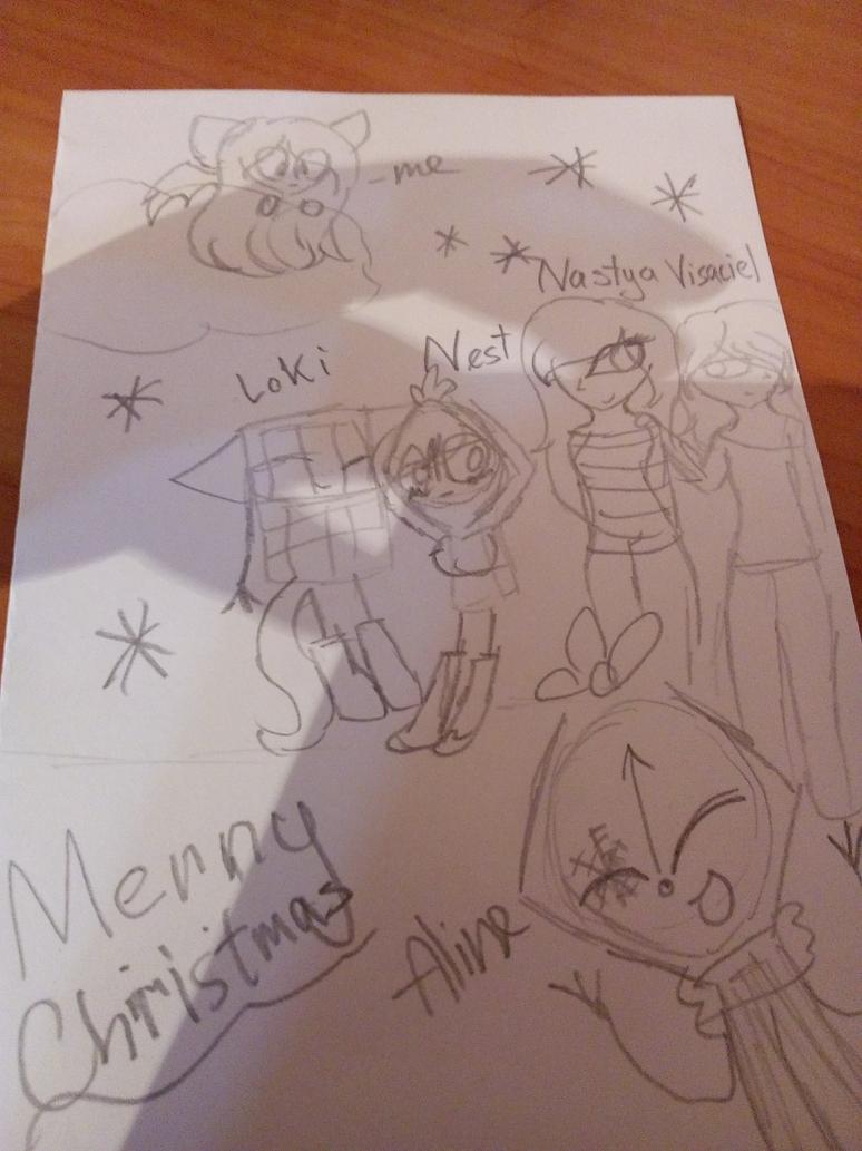 Merry Christmas by astya45