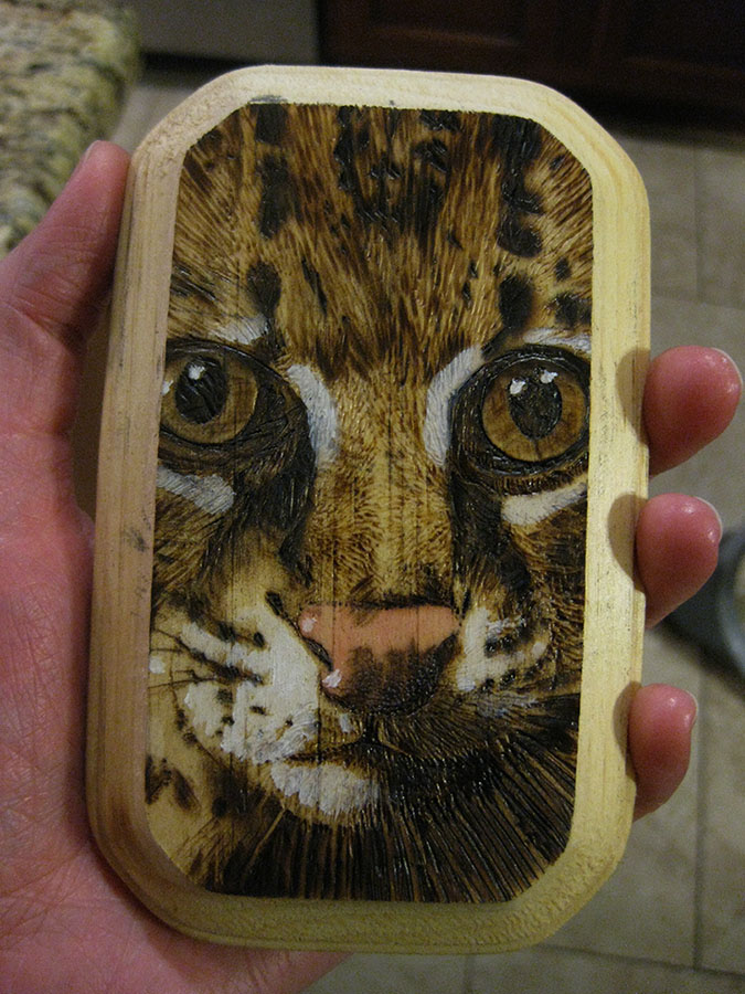 Ocelot Woodburn by 8lackbark