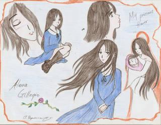 Alessa Gillespie by Cashopeia