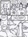 Lost Visitor page 1