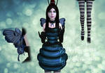 New! Butterfly dress by alison-nyash