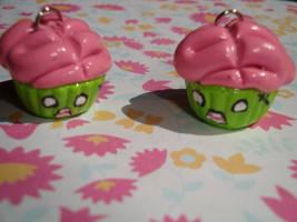 Zombie Cupcakes Go Rawr
