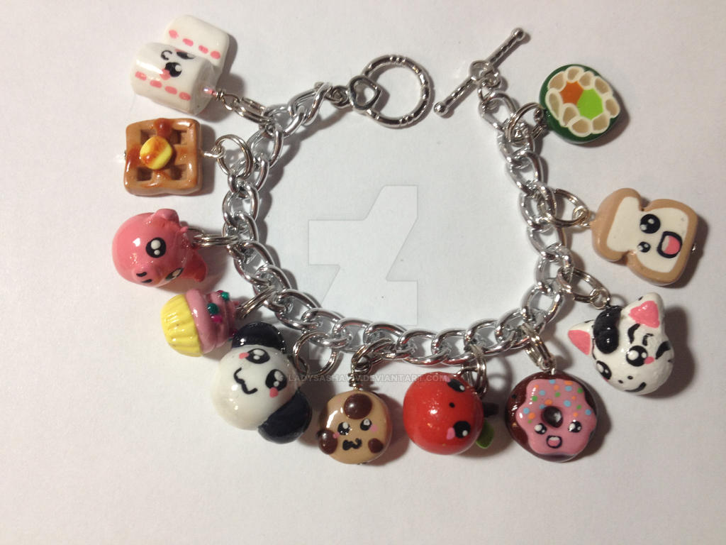 your own charm bracelet make your own charm bracelet commission 1 by ladysashaviv 7448