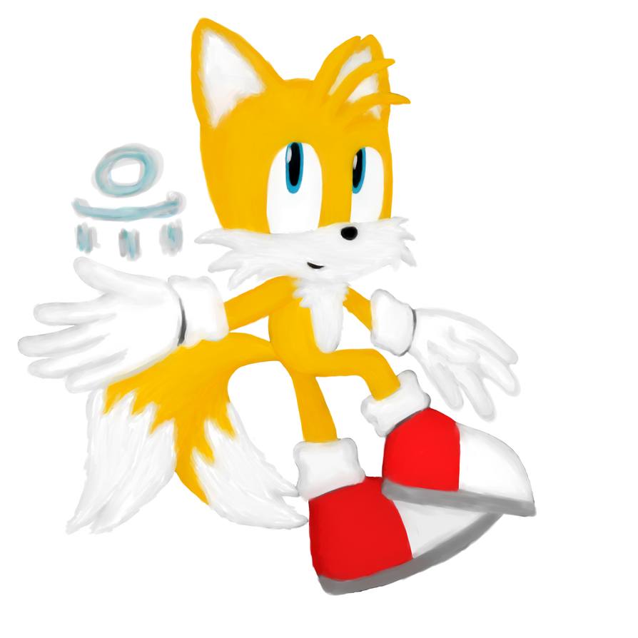 Tails!, Collab ^_^ by i-like-it-a-lot