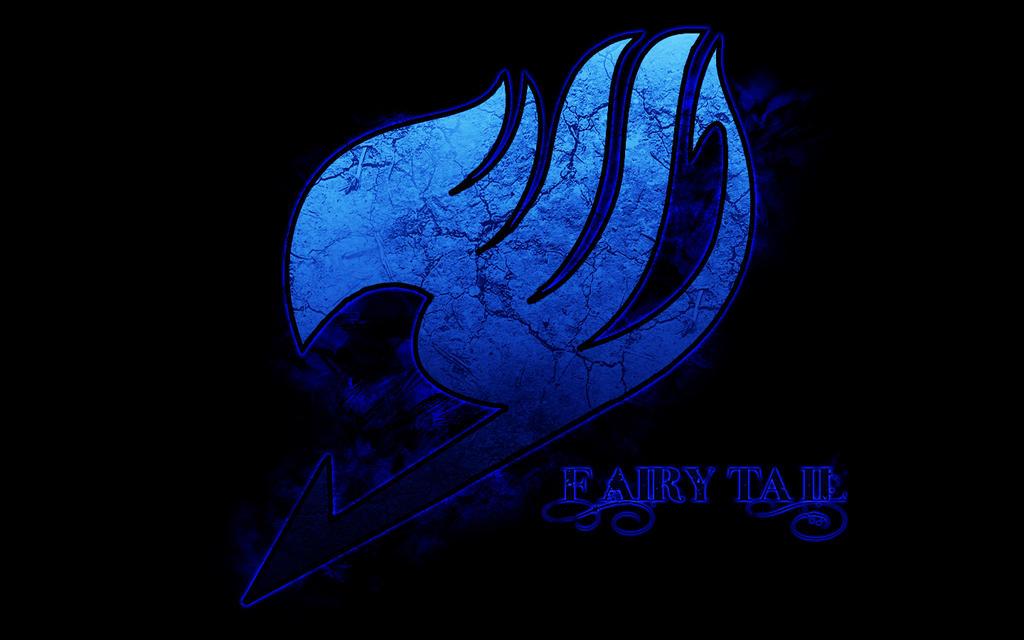 Fairy Tail Logo Blue Blue ft Logo Fairy Tail
