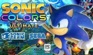 Sonic Colors Ultimate Wallpaper