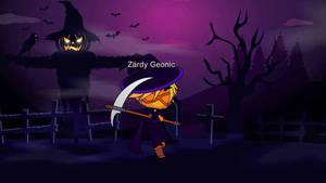 Zardy Geonic in Gacha club