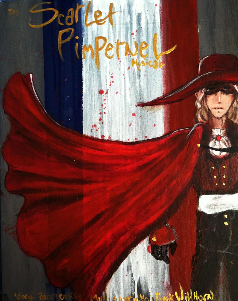 the scarlet pimpernel musical pdf