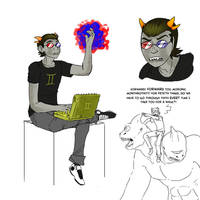 Sollux Captor by TheSilverTopHat