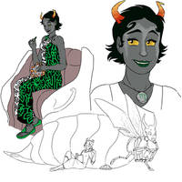 Kanaya Maryam by TheSilverTopHat