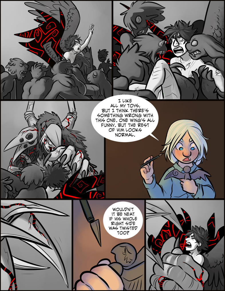 Arch 10 pg 210 by TheSilverTopHat