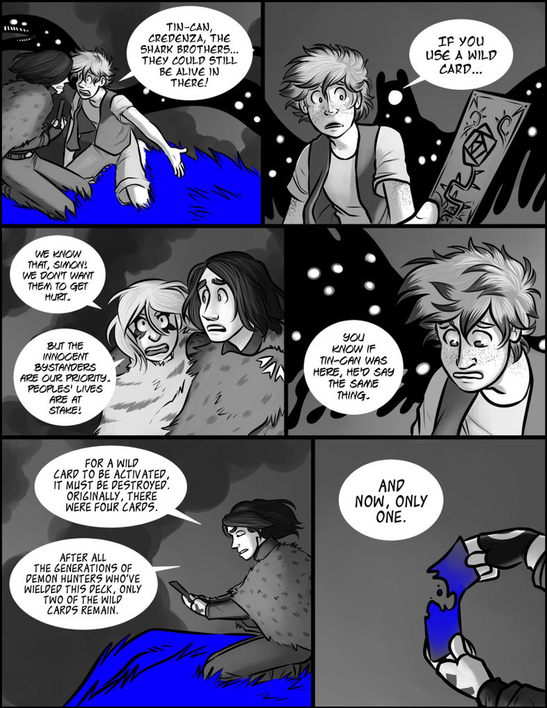 Arch 10 pg 245 by TheSilverTopHat