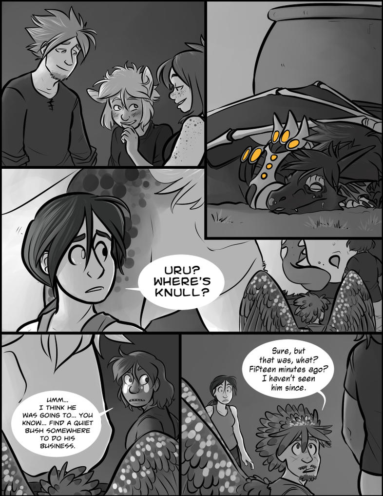 Arch 10 pg 336 by TheSilverTopHat