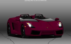 Lamborghini Concept S by BayuBaron