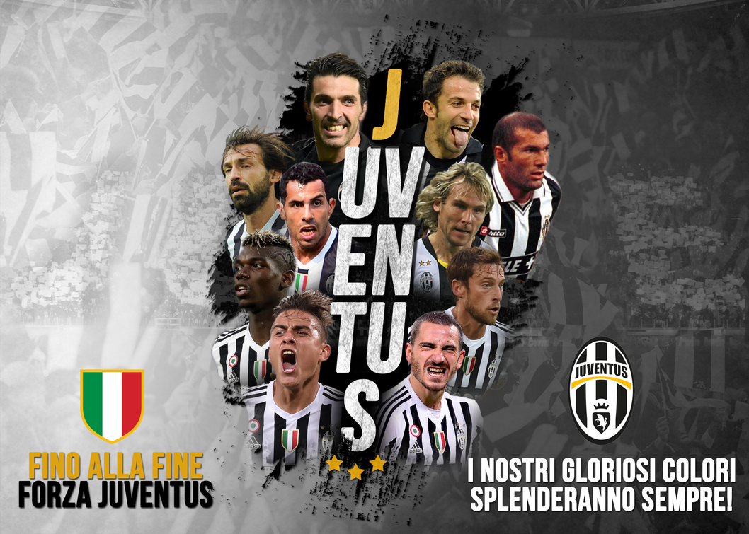 Juventus Legend Players Wallpaper Wallpapers Arena