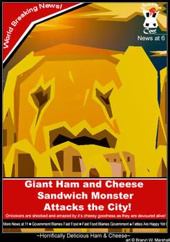 Ham and Chese