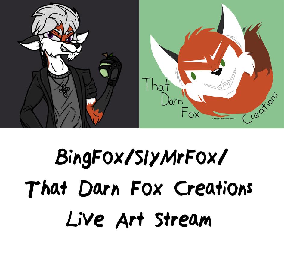 Art Stream Image by BingFox
