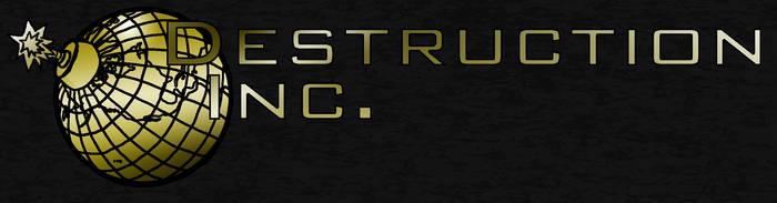 Destruction Inc. Title Remake by ThatDarnFoxCreations