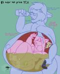 Sticky Meal YCH by ThatDarnFoxCreations