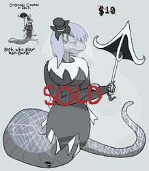 Ursula Adoptable SOLD
