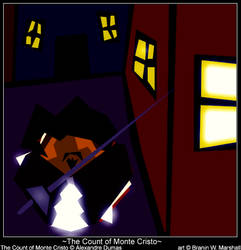 The Count of Monte Cristo by ThatDarnFoxCreations
