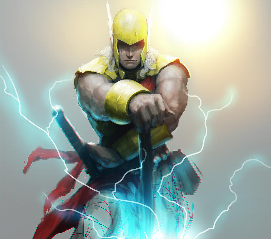 THOR (Quickie) by BAKART