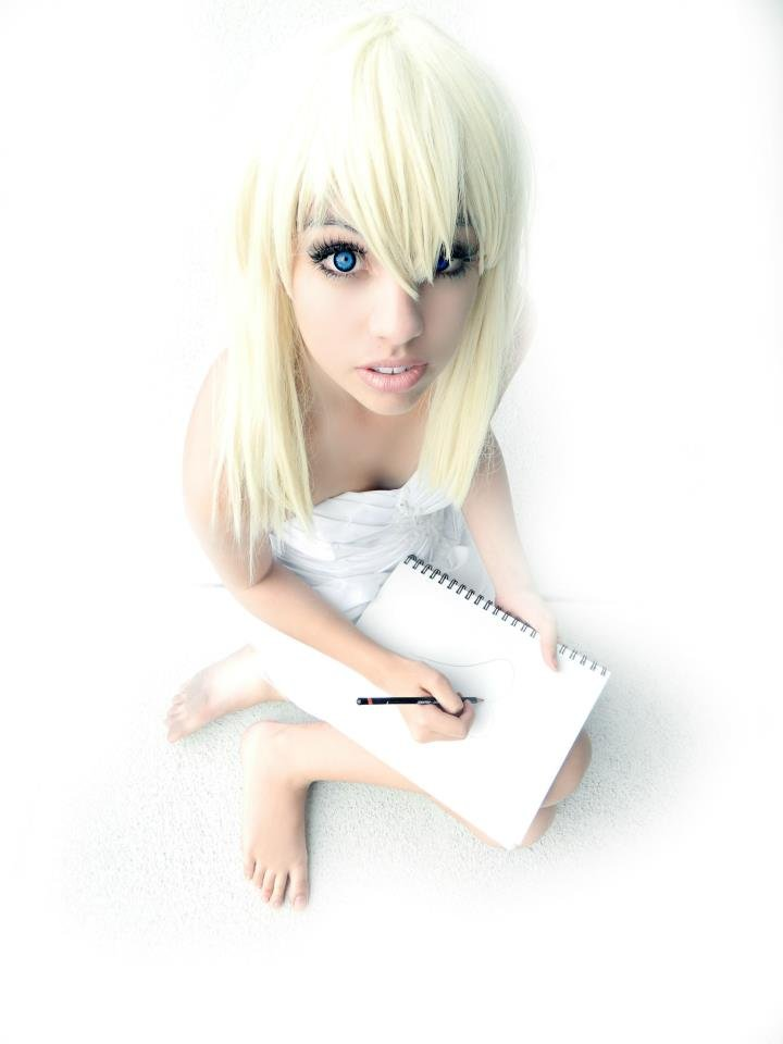 Kingdom Hearts Namine Cosplay Images & Pictures - Becuo