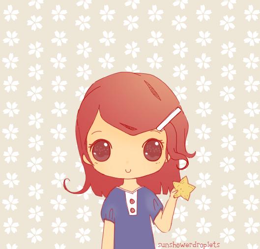 Starfish Girl by sunshowerdroplets on DeviantArt # Sunshower Girl_152314