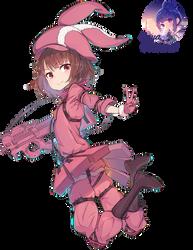 Anime Render #31 by SayaGoldsmit