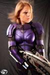 Mass Effect Female N7 Armor 1