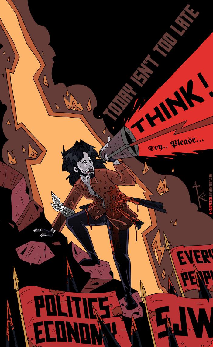THINK ! by K-Zlovetch