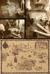 - Contest - Mariana - Samuel's map and bonus by K-Zlovetch