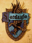 {GIFT} Ravenclaw  papercraft