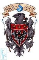 The Crow by K-Zlovetch