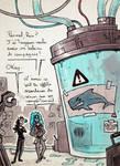 Halfktober 6 - Cruel + Whale
